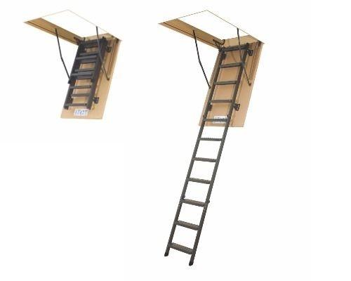 Půdní schody FAKRO LMS Půdní schody Fakro: 280 60x120 cm