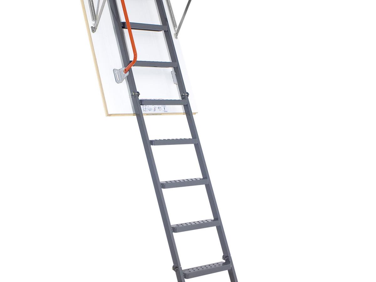 Půdní schody FAKRO LMK Půdní schody Fakro: 280 60x120 cm