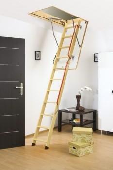 Půdní schody FAKRO LWL Půdní schody Fakro: 280 60x120 cm